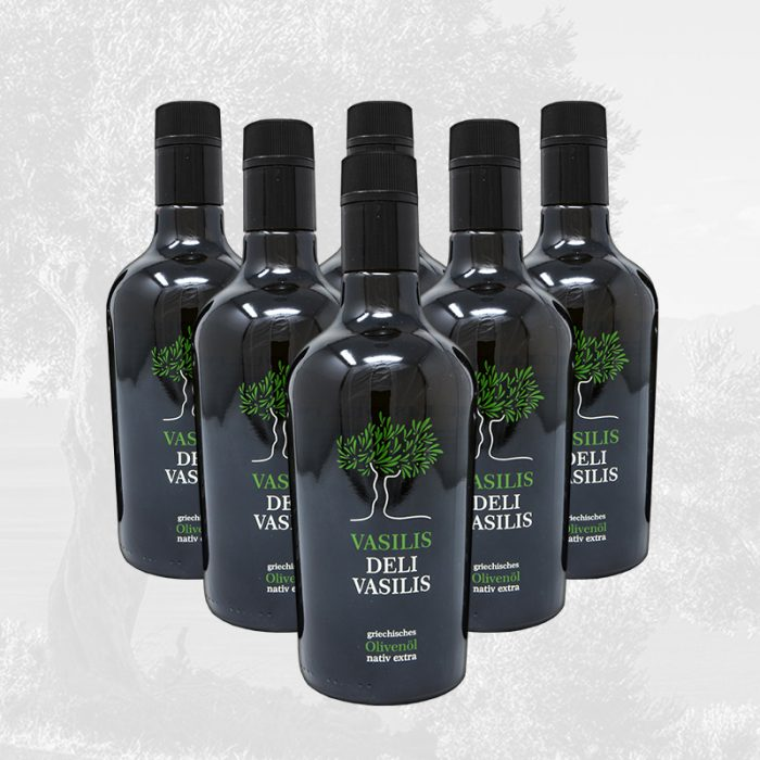 Olivenöl 6x 500ml