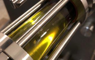 Filter Schauglas Olivenöl
