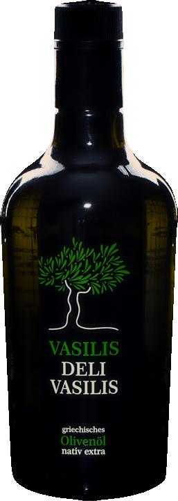 Vasilis Delivasilis Olivenöl 500ml