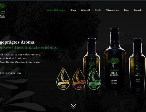 Neuer Webshop – Neues Design – Neue Inhalte